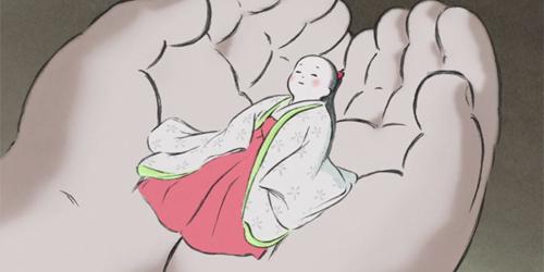 Baby Kaguya-hime Okina hands