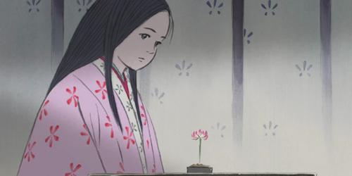 Kaguya-hime third prince flower